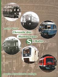 Chronik der Hamburger S-Bahn – 100 Jahre elektrischer Betrieb