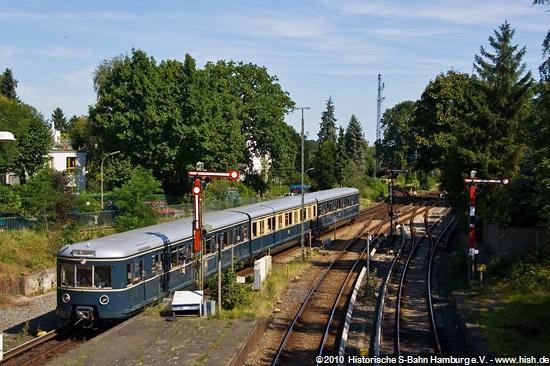 Blankenese, 31. August 2008, Stadtrundfahrt